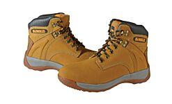 Dewalt Extreme Safety Boot Wheat Size 10